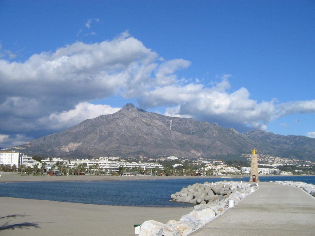 Tag en afslappende ferie til Costa del Sol